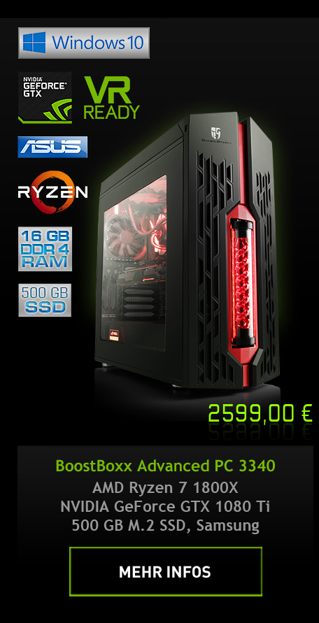 BoostBoxx Advanced PC 3340