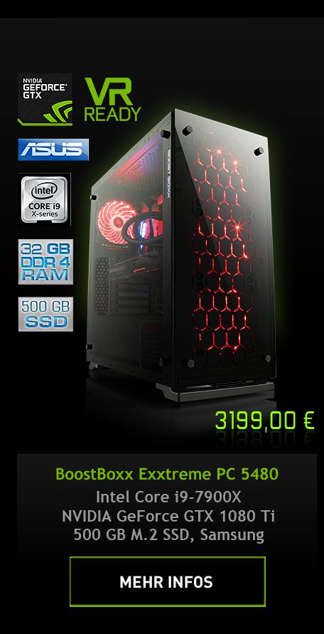 BoostBoxx Exxtreme PC 5480