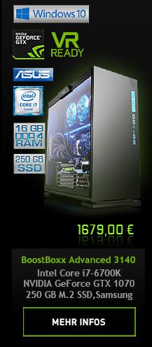 BoostBoxx Advanced 3140