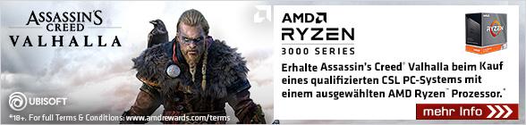 AMD Ryzen Assassin's Creed Valhalla Bundle