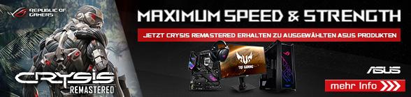 ASUS Crysis Remastered Bundle