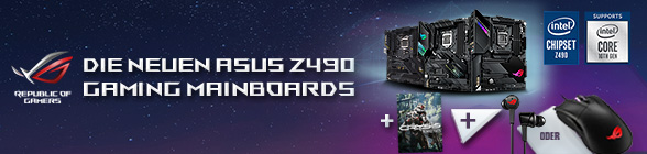 ASUS Z490  Launch Bundle + Crysis Remastered