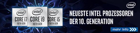 Intel Core Prozessoren der 10. Generation