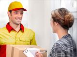 DHL liefert Ihr PC-System wieder zu Ihnen nach Hause