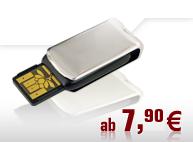 USB-Sticks / USB-Festplatten
