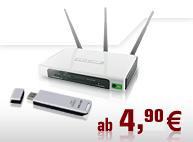 Netzwerk/WLAN/Internet