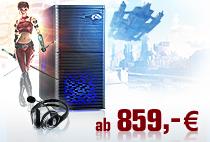 Gaming PCs
