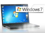 Notebooks mit Windows 7