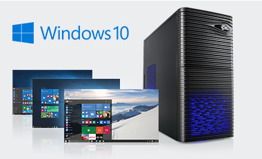 PC-Systeme mit Windows 10