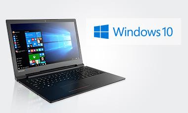 Notebooks mit Windows 10
