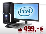 Intel-Systeme mit Monitor