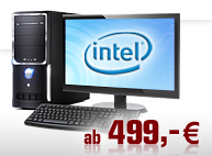 Intel-Systeme mit Monitor