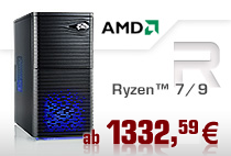 PC-Systeme AMD Ryzen 7/9