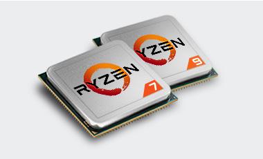 AMD Ryzen™ 7/9 PC Systeme