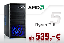 PC-Systeme AMD Ryzen 5