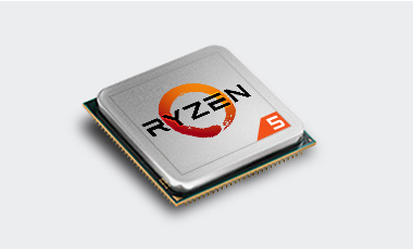 AMD Ryzen™ 5 PC Systeme