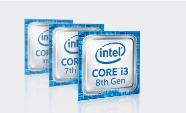 Aufrüst-PCs Intel Core i3