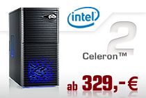 PC-Systeme Intel Celeron