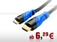 MiniHDMI Kabel