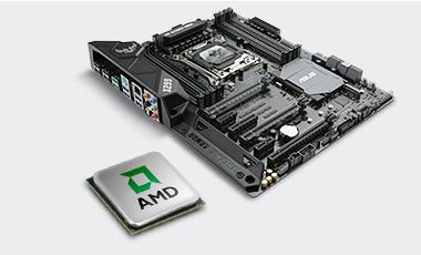 AMD Mainboard/CPU Bundles