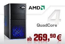 PC-Systeme AMD QuadCore