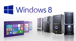 PC-Systeme Windows 8.1