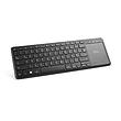2in1 Mini Wireless Tastatur mit Touchpad