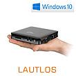 Mini PC - CSL Narrow Box 4K 4GB / Win 10