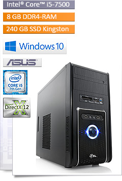 PC - CSL Speed X4662 (Core i5)