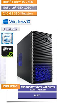 PC - CSL Speed X4663 (Core i5)