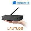Mini PC - CSL Narrow Box Ultra HD Storage Line / 240GB M.2 SSD / Win 10