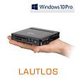 Mini-PC - CSL Narrow Box Ultra HD Compact / Win 10 Pro