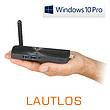 Mini PC - CSL PC on a Stick Ultra HD / 64 GB / Win 10 Pro