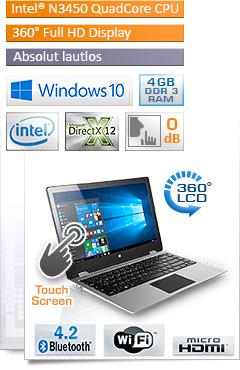 Notebook CSL R'Evolve 13,3