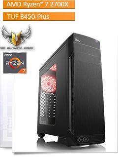 Aufrüst-PC 936 - AMD Ryzen 7 2700X
