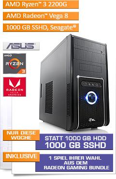 PC - CSL Sprint 5875 (Ryzen 3)