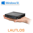 Mini-PC - CSL Narrow Box Ultra HD Compact Pentium / Win 10