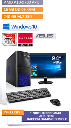 PC - CSL Sprint Vision X6489 - Powered by ASUS