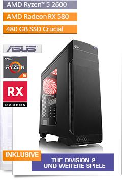 PC - CSL Sprint 5818 (Ryzen 5)