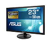 "58 cm (23"") LED-TFT-Display, ASUS VC239H IPS-Panel, 1920×1080"