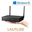 Mini PC - CSL Narrow Box Ultra HD Storage Line Pentium / 500GB M.2 SSD / 8GB / Win 10