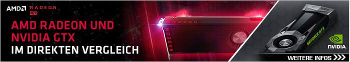 AMD vs. NVIDIA - der Vergleich!