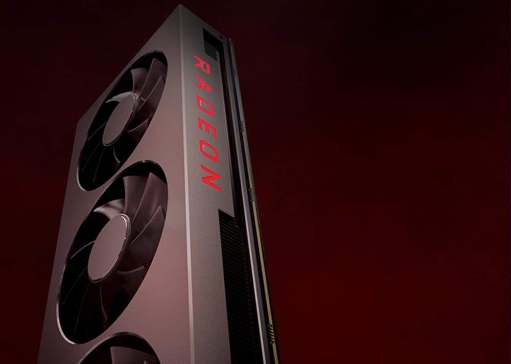 AMD Radeon VII Grafikarte