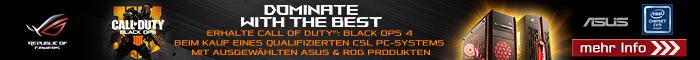 Call of Duty Black Ops 4 zu ausgewählten PC-Systemen!