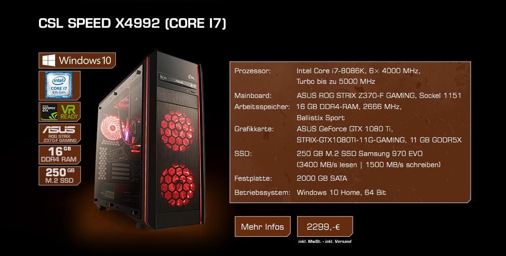 CSL Speed X4992