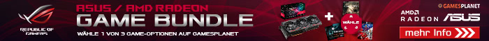 ASUS Radeon Game Bundle!