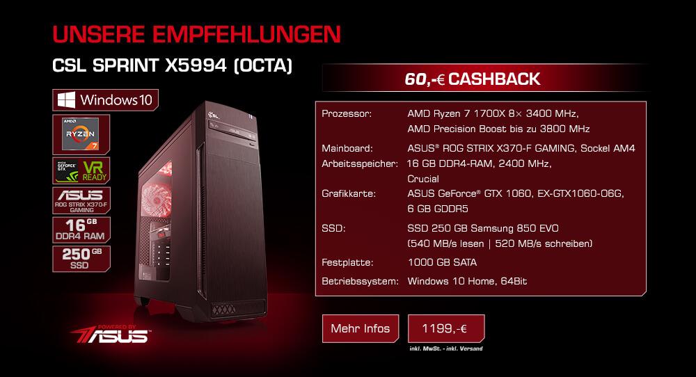 CSL Sprint X5994 (Octa)