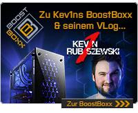 Spielen wie die Profis - BoostBoxx eSports Pro Edition!