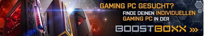 Die BoostBoxx - dein CSL Shop für High End Gaming-PCs!