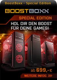 Die BoostBoxx AMD Special Edtion